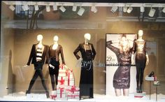 #Escaparate Madrid #Navidad#imagen#Kate#window#display