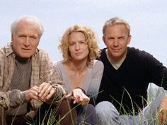 Paul Newman, Robin Wright,  Kevin Costner ▪ Message In A Bottle 1999