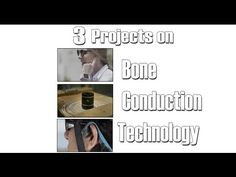 [HINDI]3 DIY Projects using Bone Conduction Technology | Bone Conduction Technology Explained - YouTube