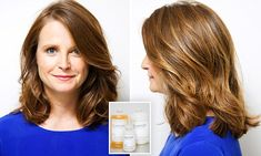 Annabel Cole's hair was tortured by sun and chlorine. Olaplex, a new U.S. product, promises to repair the hair shaft, improving the condition of the hair. It left Annabel's hair soft and shiny.