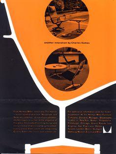 Eames Aluminum Group, 1959 @Herman Miller, Inc.