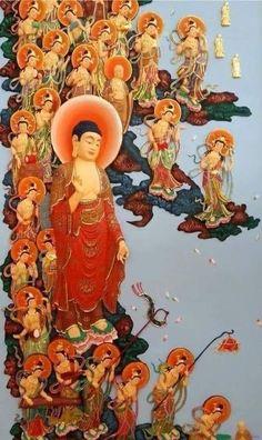 Amitabha Buddha, Buddhism, Princess Zelda, Anime, Fictional Characters, Buddha, Cartoon Movies, Anime Music, Fantasy Characters