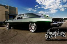 Dodge Charger by West Coast Customs