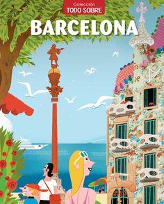 Una nueva guía ilustrada de Barcelona.