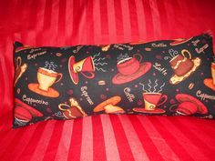 L6 1 Lumbar Travel or Neck  Novelty Pillow  by NoveltyPillows4All, $18.00
