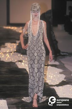 Givenchy, Spring-Summer 1998, Couture
