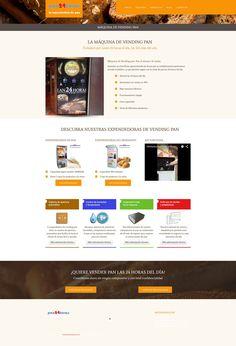 Web Pan24horas - Nuestros Productos #paginasweb #DiseñoWebValencia #DiseñadorWebValencia #DiseñadorWeb