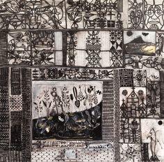 John Pule. Kermadecs trip Tapas, New Zealand Art, Nz Art, Maori Art, Adam And Eve, Solomon Islands, Painting Patterns, Art Forms, Printmaking