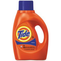 Tide Ultra Liquid Laundry Detergent ($80) ❤ liked on Polyvore featuring home, home improvement and cleaning