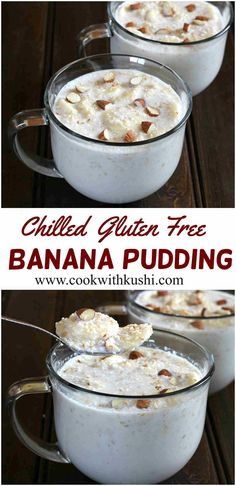 Chilled Banana Pudding