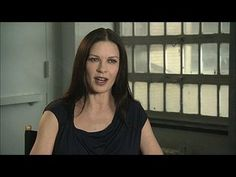 Side Effects: Catherine Zeta-Jones Interview --  -- http://wtch.it/9CnRN