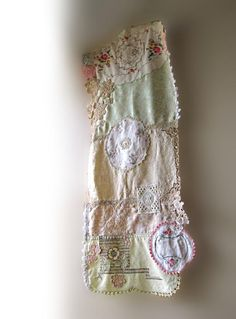 Table Runner, Vintage Lace