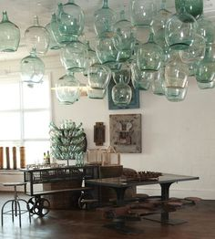 The Old Lucketts Store Blog: Store to Abode Fridays #2 - demijohns