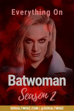 If you're a fan of the DC superhero action drama Batwoman and you can't wait for the show to return on January 2021, this is for you. Check out our blog post on everything about Batwoman Season 2: news, cast, plot, spoilers, S1 Recap, etc. Moreover, we have new pictures of Javicia Leslie in her new Batwoman suit and we update regularly   #Batwoman #TVSeries #BatwomanS2 #TheCW Dc Comics Tv Series, Marvel Series, The Cw Tv Shows, Universe Tv, Black Siren, Ally Mcbeal, His Dark Materials, Jane The Virgin, Black Lightning