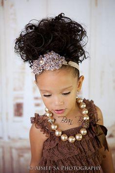 Cheetah Shabby Chic Headband baby headband adult by TreenaBean, $10.95