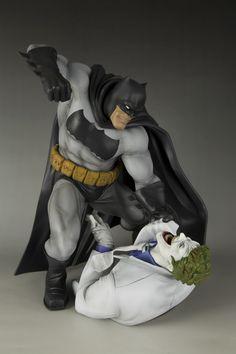Kotobukiya announces a new ARTFX Batman and Joker statue