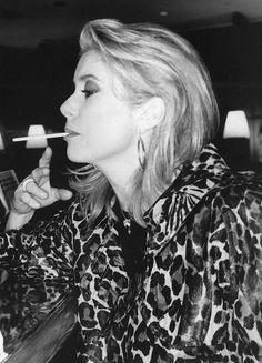 Catherine Deneuve, Paris Match 1997, Photo: Ellen von Unwerth