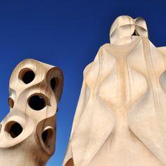 La Pedrera by Paula Bryce #barcelona #gaudi