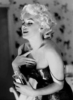 Marilyn Monroe, Chanel No. 5