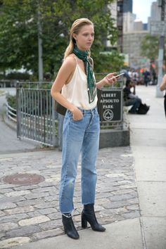 Off-Duty Models Won Street Style on Day 3 of NYFW | Fashionista