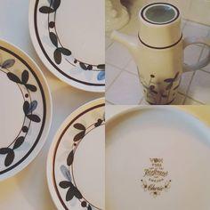 Plates, Retro, Tableware, Instagram, Design, Licence Plates, Dishes, Dinnerware, Griddles