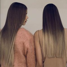 I love this; wish i could do something like this: natural colour dip dyed hair