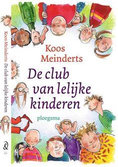 De club van lelijke kinderen Book Cover Design, Club, Comics, Books, Fictional Characters, Fantasy, Livros, Comic Book, Livres