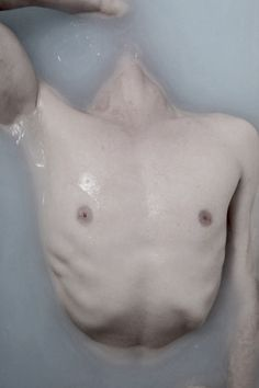 #pale #man #tumblr #bath