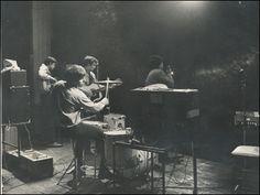 5 Man Cargo live on stage at Leeds University Leeds University, 1960s, Musicals, Stage, History, Live, Concert, Historia, Sixties Fashion