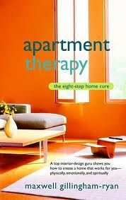 Apartment Therapy founder Maxwell Gillingham-Ryan's book guides you on how to eliminate clutter and revamp even the tiniest space. His eight-step process includes: a therapeutic questionnaire; a prescription with recommendations for each room based on your needs and lifestyle; a treatment plan, including regular maintenance schedules; and illustrations of floor plans and decorative examples. A valuable resource for the self-motivated.