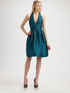 Lotusgrace - Halter Dress - Saks.com