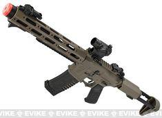 ARES Amoeba AM-013 12 M4 Carbine Airsoft AEG - Dark Earth