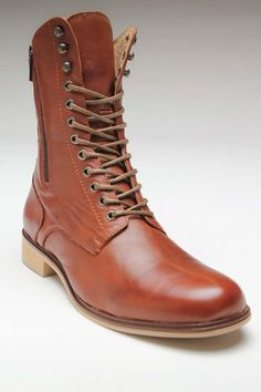 Radii Battlefield Boot Rust/Wood