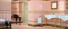"Ambiente faberge Emozzioni, cerámica, calidad, diseño, vanguardia, elegancia, ""alta costura cerámica"" emozzioni by titanium"