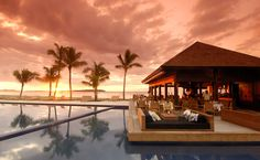 Fiji Beach Resort & Spa Managed By Hilton, Frangipani dreams, Fiji via @Triptease