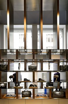 Brioni Boutiques Worldwide _ Park Associati