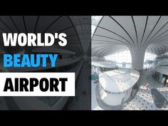 World's beauty airport 🛫 | दुनिया का सबसे खूबसूरत एयरपोर्ट | #shorts - YouTube China Destinations, Shorts, World, Youtube, Fictional Characters, Beauty, The World, Fantasy Characters, Beauty Illustration