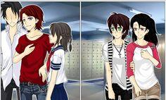 High School Romance, Drama, Romantic, Anime, Bucket, Ballerinas, School, Singers, Dramas