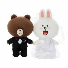 Cony and Brown Wedding