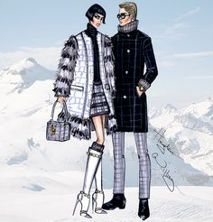 Jet Set: 'Cold as Ice' by Hayden Williams