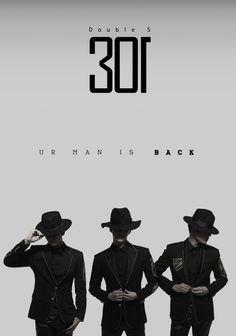 "SS301 Says ""Ur Man Is Back"" in Comeback Teaser"