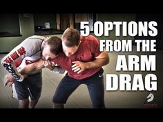 Here are five very useful applications for the arm drag. There may be some blurred lines between jiu-jitsu, various styles of wrestling, self-defense and spo. Krav Maga Techniques, Jiu Jitsu Techniques, Martial Arts Techniques, Self Defense Techniques, Krav Maga Kids, Learn Krav Maga, Martial Arts Workout, Martial Arts Training, Judo