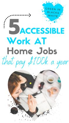 Looking for a work from home jobs that pay a full time salary. This post covers 5 online jobs that pay up to $100k a year from home.  #momjobs #makemoneyfromhome #onlinejobs #legitjobs #highpayingjobs Legit Work From Home, Legitimate Work From Home, Work From Home Jobs, Ways To Earn Money, Way To Make Money, Easy Business Ideas, Start A Business From Home, Home Based Jobs, Easy Jobs