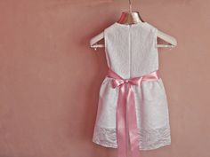 Little White Dress for your little Princess <3