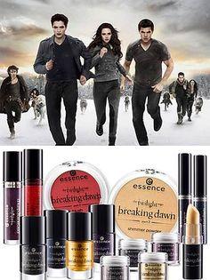 Essence Twilight Saga: Breaking Dawn Part 2 Makeup Collection