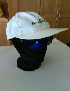 8cd71230b6a2c Payne Stewart Baseball Cap PGA Tour Golf Hat Embroidered Sports Adjustable  USA
