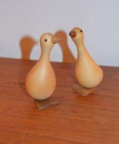Danish midcentury decorative bird by EquityModern on Etsy, $110.00