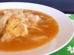 Una Fiera en mi cocina: Sopa de repollo armenia