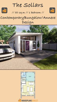 Contemporary Architecture, House Plans, Shed, Floor Plans, Cottage, Outdoor Structures, Exterior, Traditional, Bungalow Designs