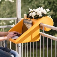 21 Cool Space-Saving Accessories For Your Balcony